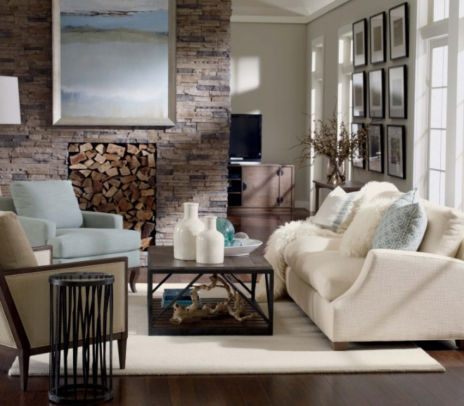 9 Shabby-Chic Living Room Ideas to Steal