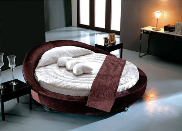 15 Most Amazing Modern Round Beds Ideas You'll Ever See