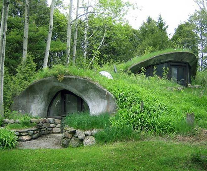 Unbelievable Undeground Homes You Need To See