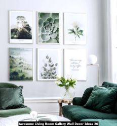 Awesome-Living-Room-Gallery-Wall-Decor-Ideas-26
