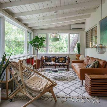 Beautiful-Bohemian-Sunroom-Decorating-Ideas-14