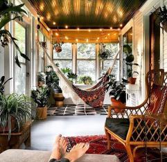 Beautiful-Bohemian-Sunroom-Decorating-Ideas-31