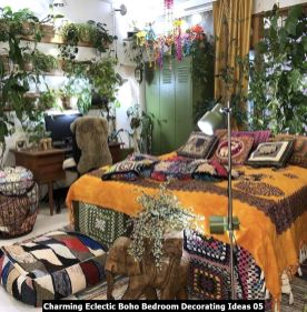 Charming-Eclectic-Boho-Bedroom-Decorating-Ideas-05