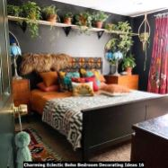 Charming-Eclectic-Boho-Bedroom-Decorating-Ideas-16