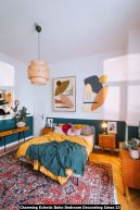 Charming-Eclectic-Boho-Bedroom-Decorating-Ideas-23
