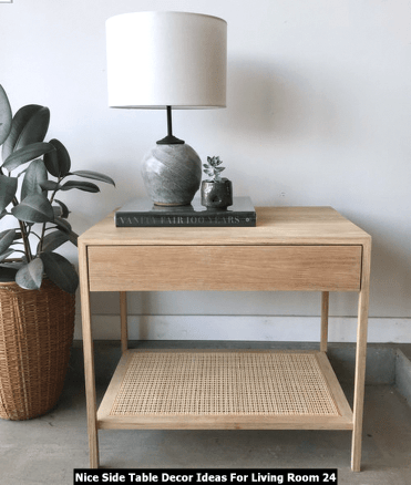 Nice-Side-Table-Decor-Ideas-For-Living-Room-24