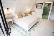 A-frame-Tiny-Homes-Fit-for-a-Vacation-bed-area