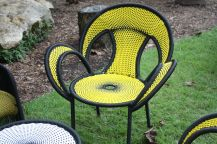 BMW-outdoor-chair-with-yellow-accents
