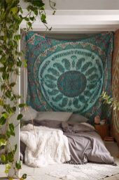 31 Bohemian Bedroom Ideas Decoholic with turquoise bohemian bedroom for Property - Man 17