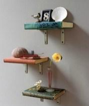17 geniales estantes para libros que decorarn tus espacios como pertaining to Estanterías no son sólo para libros más Estanterías – no son sólo para libros más - Lady Fest Spain