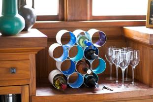 Coffee-can-wine-rack
