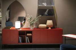 Colorful-cabinet-with-decor