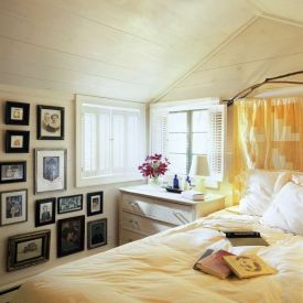Cottage-Style-Home-Attic-Bedroom