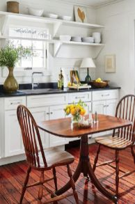 Cottage-Style-Home-Open-Shelving