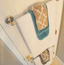 Door-tawel-bar