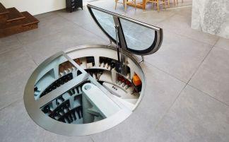 Floor-wine-storage-cellar
