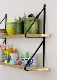 Hanging-shelves-leather-belts