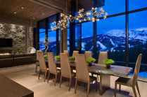 Jaw-dropping-luxury-mountain-chalet-in-Montana-dining-area