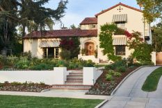 Patterned-tile-for-Spanish-House