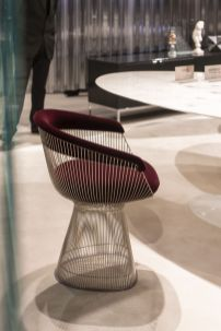 Platner-arm-chair-from-Knoll