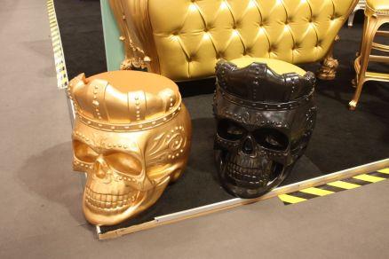 Polart-monkey-head-stools
