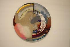 Round-Modern-Wall-art-by-Pamela-Jordan