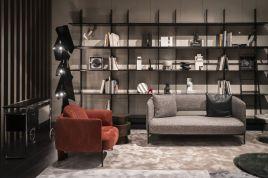 Wall-bookshelf-living-room-decor