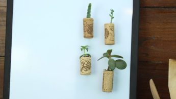 Wine-Cork-Mini-Planters