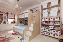 casa-kids-girls-bunk-with-storage-spaces