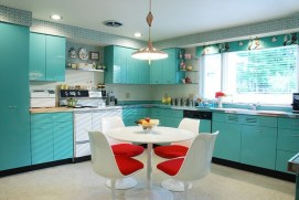 bright-turquoise-kitchen