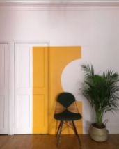 yellow-and-white-color-block-is-great-for-accenting-any-space-and-making-it-cooler-and-bolder-without-much-effort-and-money
