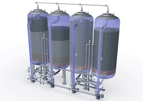 ADSORPTION USING ACTIVATED CARBON - Krones AG