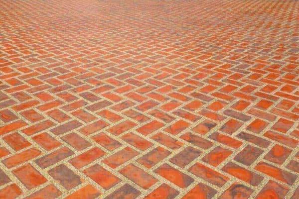 Brick flooring - Flooring Materials