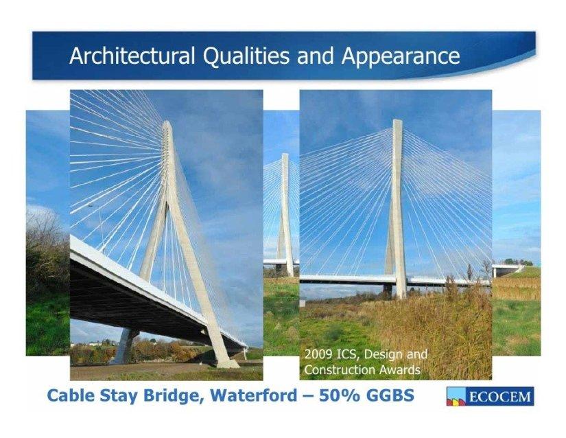 GGBS concrete structure (SlideShare)