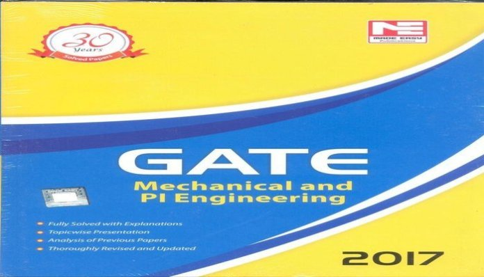 GATE 2017 Mechanical And PI Engineering