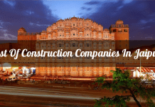 List Of Construction Companies In Jaipur