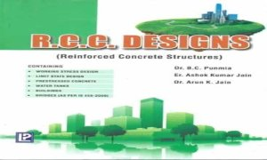 R.C.C. Designs By B.C. Punmia