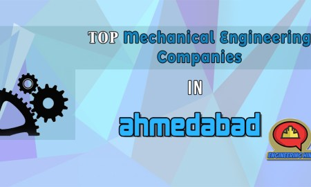10 Top Mechanical Engineering Companies In Ahmedabad (Gujarat)