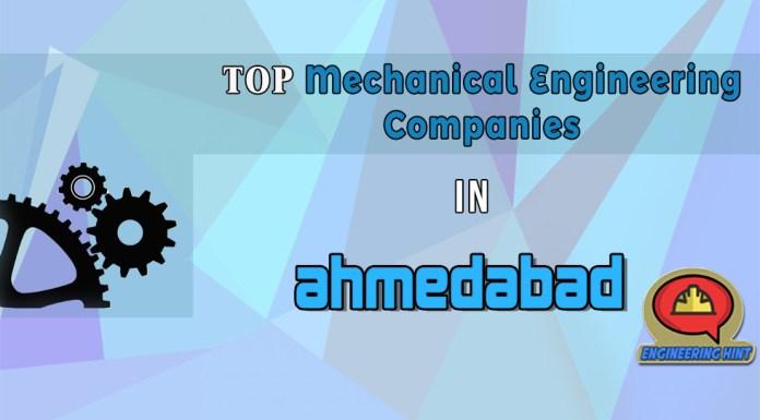 10 Top Mechanical Engineering Companies In Ahmedabad (Gujarat)