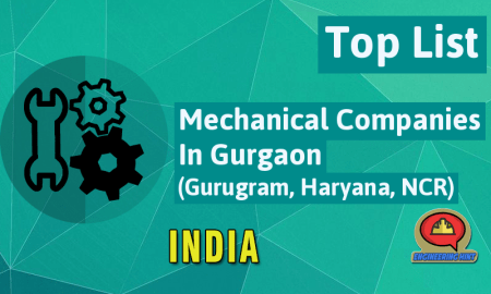 List Of Mechanical Companies In Gurgaon (Gurugram, Haryana, NCR)