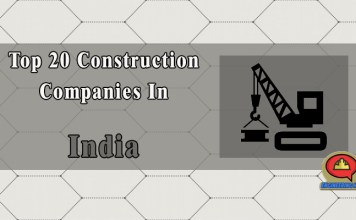 Top 20 Construction Companies In India