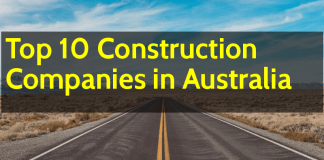 Top 10 Construction Companies in Australia