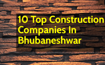 10 Top Construction Companies In Bhubaneshwar