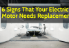6 Signs That Your Electric Motor Needs Replacement