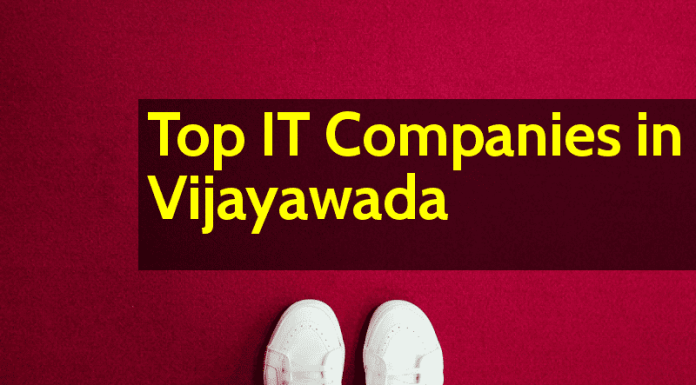 Top IT Companies in Vijayawada