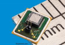 MEMS microphone chip