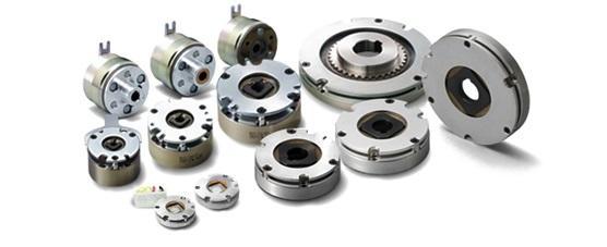brakes & clutches