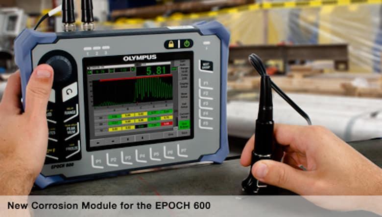 جهاز EPOCH 600 في اختبارات الموجات فوق الصوتية – فقط علي موقع عقل المهندس