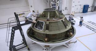 تعلم مع موقع عقل المهندس مركبة الفضاء اوريون