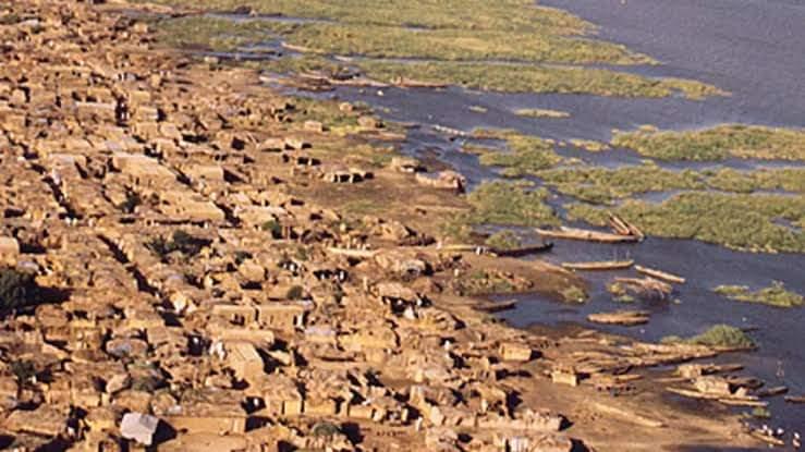 চাদ হ্রদ (Lake Chad)